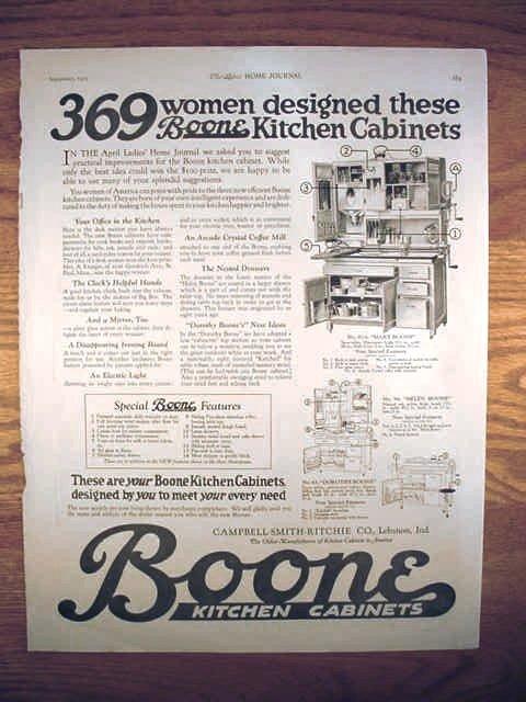 Original Advertisements for