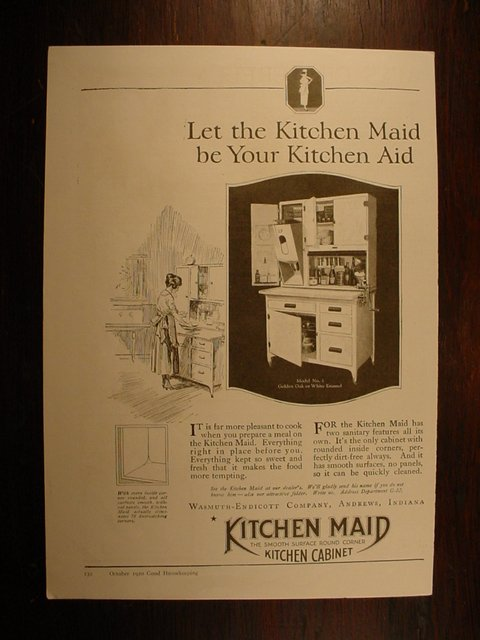 Remarkable Kitchen Maid Hoosier Cabinet 480 x 640 · 49 kB · jpeg