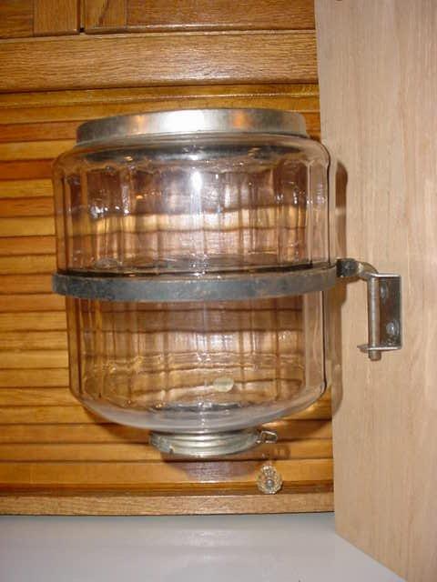 Hanging Sugar Jars